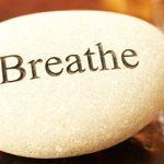 Zen Breathe Pebble