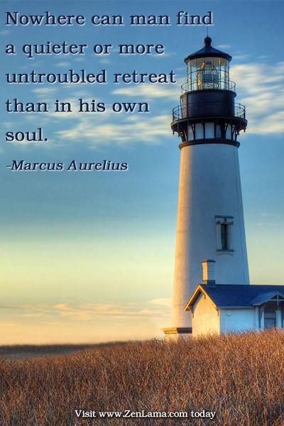 Daily Inspiration Quote: Marcus Aurelius